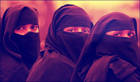 Women in Tehran, Iran, c. 2010
